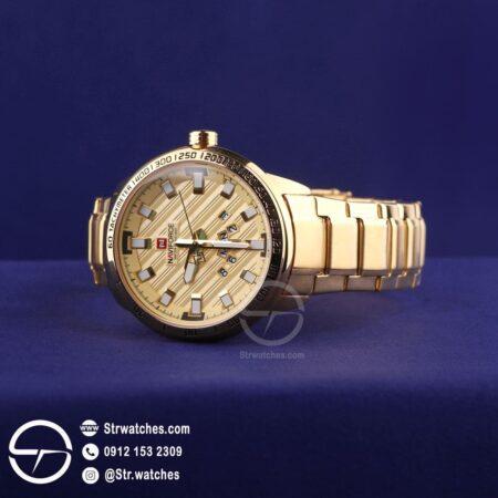 ساعت مچی مردانه عقربه ای نیوی فورس اورجینال مدل NF9038