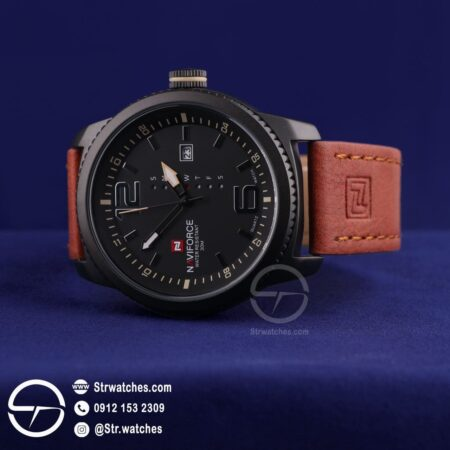 ساعت مچی مردانه  عقربه ای نیوی فورس اورجینال مدل NF9063