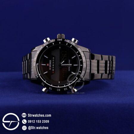 ساعت مچی مردانه ترکیب  عقربه ای دیجیتال نیوی فورس اورجینال مدل NF9024