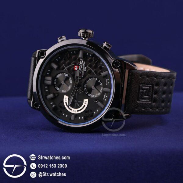 ساعت مچی مردانه عقربه ای نیوی فورس اورجینال مدل 9068L