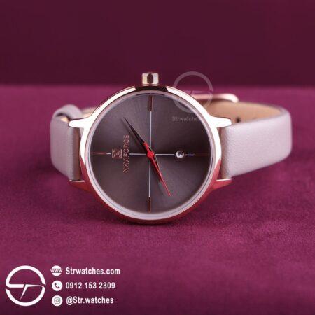 ساعت مچی زنانه عقربه ای  نیوی فورس اورجینال مدل ۵۰۰۶
