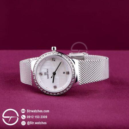 ساعت مچی زنانه عقربه ای  نیوی فورس اورجینال مدل NF5005