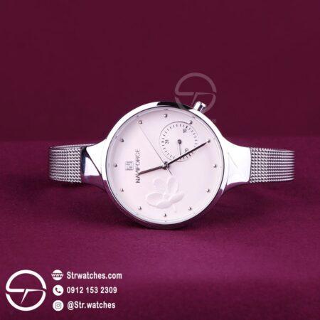 ساعت مچی زنانه عقربه ای  نیوی فورس اورجینال مدل NF5001s