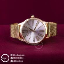 ساعت مچی زنانه عقربه ای مینی فوکوس اورجینال مدل MF0259L