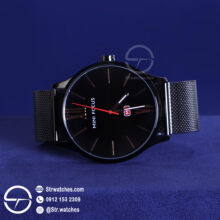ساعت مچی مردانه عقربه ای مینی فوکوس اورجینال مدل MF0018G