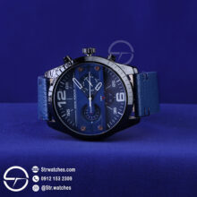 ساعت  مچی مردانه عقربه ای  مینی فوکوس اورجینال مدل MF0068G